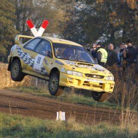 Rallye-Saisonfinale Berlin-Brandenburg
